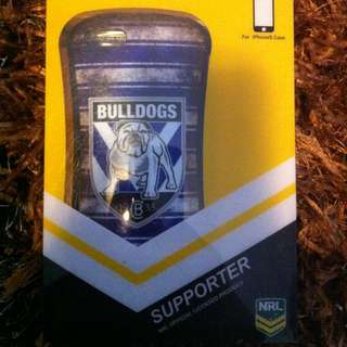 Bulldogs iPhone 5 Cover