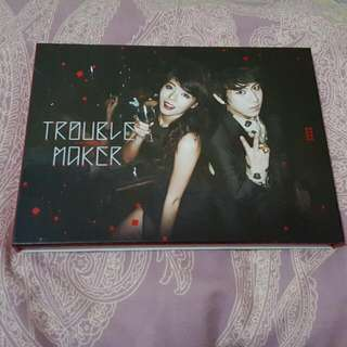 Trouble Maker Mini Album