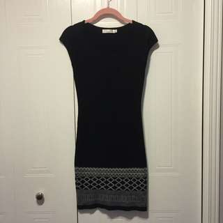 BRAND NEW Black Bodycon Dress