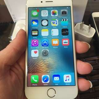 IPHONE 6 64 GOLD UNLOCKED REFURBISHED TO NEW