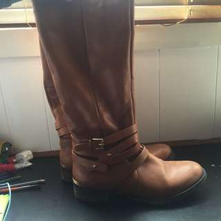 "Windsor Smith ""Riding"" Boots"