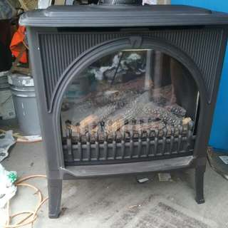Valor Cast Iron Gas Fireplace