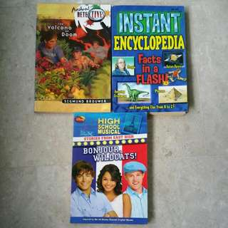 The Volcano Of Doom Instant Encylopedia Facts In A Flash High School Musical