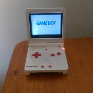 Limited Edition Ripcurl Game Boy (charger Included)