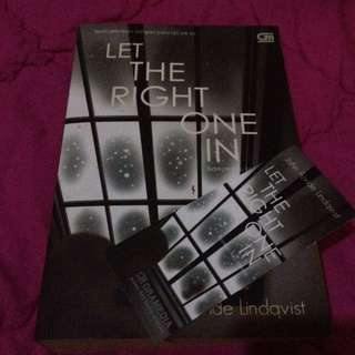 Let The Right One In - John A. Lindqvist