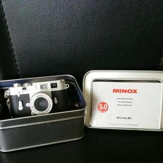 Leica Minox M3 Miniature Camera 5.0mp