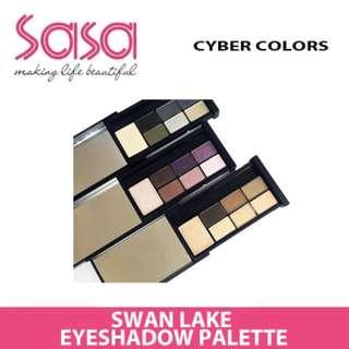 Cyber Colours Swan Lake Eyeshadow Palette