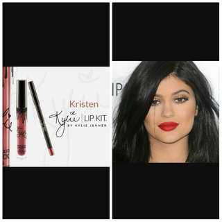 Original Kylie Lippies Set
