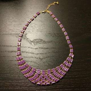 beautiful necklace,  almost new condition.