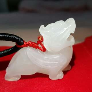 Authentic Hand-carved Jade TianLu / PiXiu #changeitup