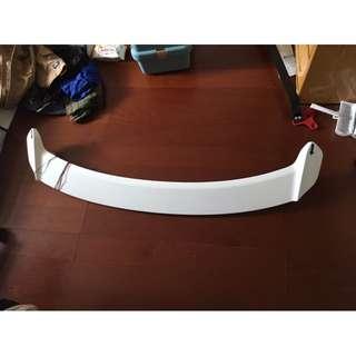 喜美九代 原廠歐型尾翼 ABS塑膠尾翼 含第三剎車燈
