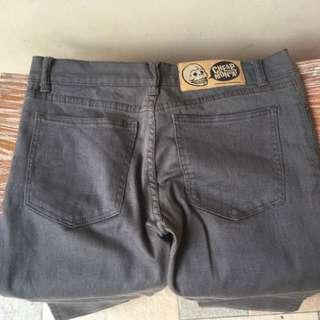 Cheap Monday Jeans Grey