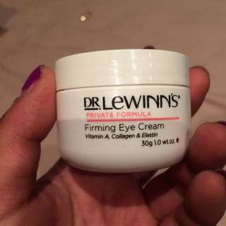 Dr Lewinns Firming Eye Cream