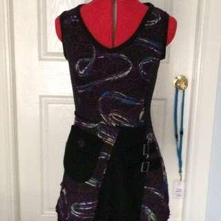Caroline Morgan Size S Dress