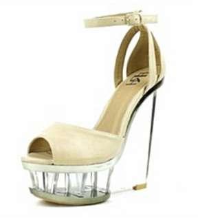 Cream Heels New