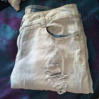 Size 10 Cotton On Cropped Pants