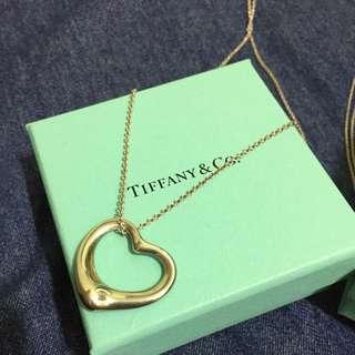 (待匯)Tiffany Open Heart 項鍊
