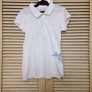 Aeropostale Printed Polo Shirt