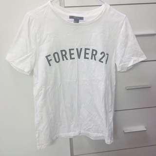 含運 Forever21短袖