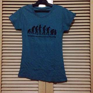 Evolution Graphic Shirt