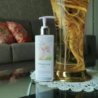 Body Lotion From Face Shop