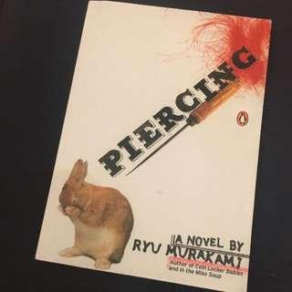 Ryu Murakami - Piercing