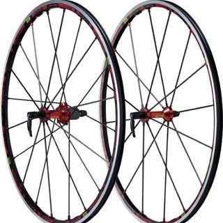 Mavic R-Sys Red Wheel Set