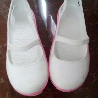 Monobo White Clinical Shoes