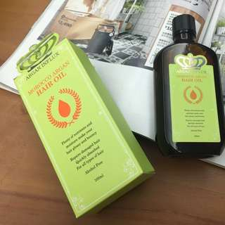 摩洛哥堅果油100ml MOROCCO ARGENTINA HAIR OIL