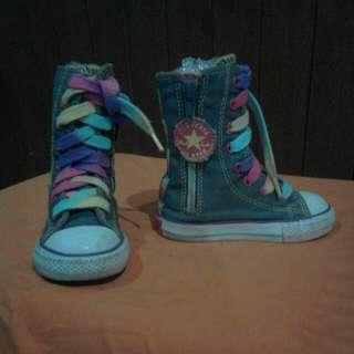 Rainbow shoes CONVERSE