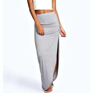 Maxi Split Side Skirt
