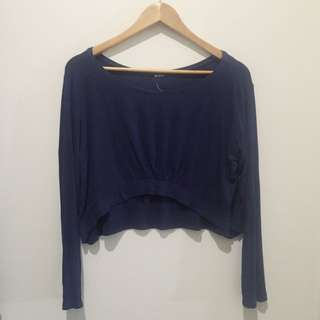 llong sleeve jumper
