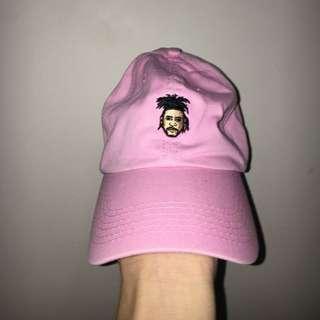 Weekend Pink Hat