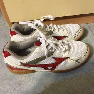 減!!!Mizuno 室內羽毛球/排球鞋 38號