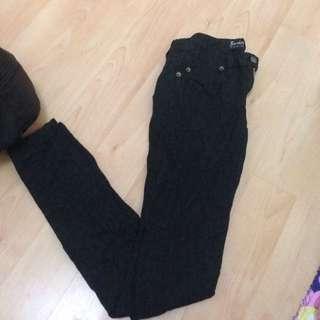Bardot Leopard Jeans