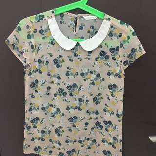 Atmosphere Flower Top