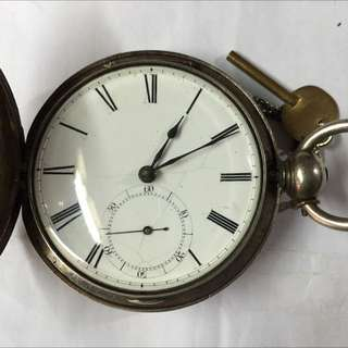 Very Rare Antique English Pocket Watch