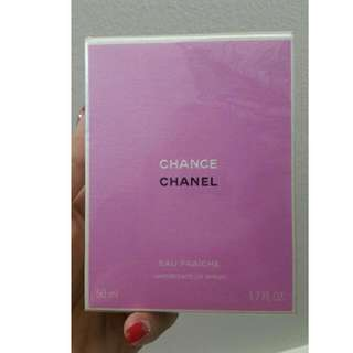 Chanel Chance EDT 50ml - BNIB