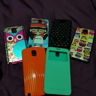 Samsung Note 3 Back Covers