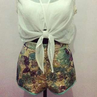 OSOS high waist short
