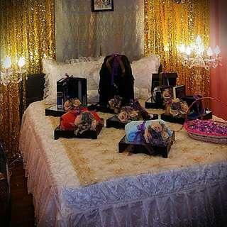 Bridal Room Deco