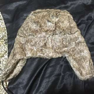 Brand New REAL Fur Hat