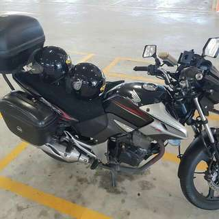 Great Deal! HONDA TIGER 200cc!