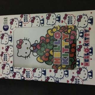 Hello Kitty Ez Link Card