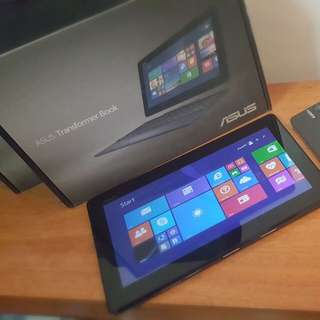 Asus transformer notebook T100TAF