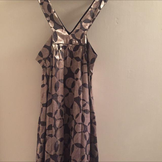 $30 Slinky Mini Dress