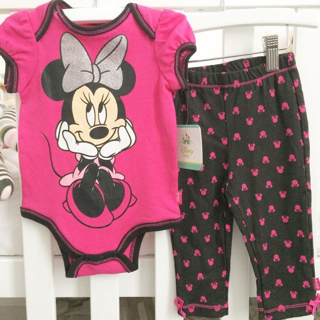 3-6 mths - Disney Baby Mini Set