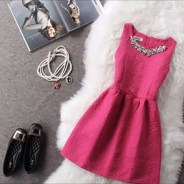 👉🏻「預購款」名媛氣質修身洋裝小禮服