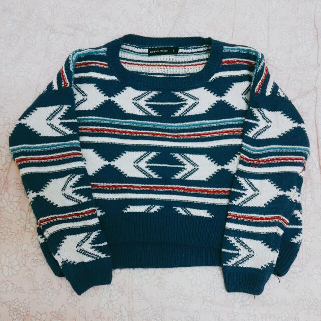 針織毛衣 【待匯】