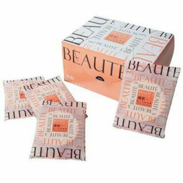 永和三美人 Beauté 3 新粹 化妝海綿 整盒12入